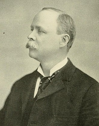 Michigan's 7th congressional district - Image: Horace G. Snover (Michigan Congressman)