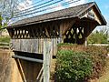 Horace King Memorial Bridge; Langdale Historic District; Valley, Alabama.JPG