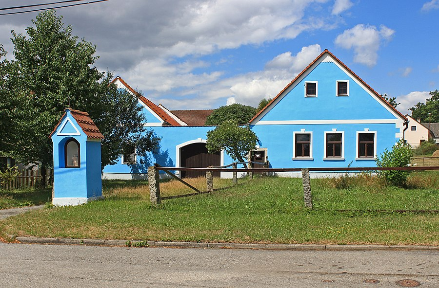 Horní Skrýchov