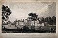 Hospital for the Insane, Philadelphia; panoramic view from t Wellcome V0014372.jpg