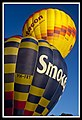 Hot Air Balloon in flight-2 (5659219773).jpg