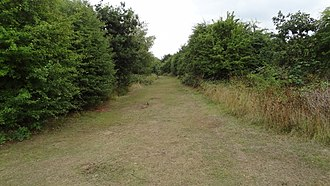 Tom Cox (highwayman) - Image: Hounslow Heath 2