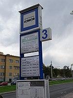 Hradčanská, autobusové stanoviště, stání 3.jpg