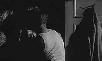 Hud (1963 film) - Hud tries to rape Alma.