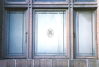 J. L. Hudson Department Store and Addition - A window of the J.L. Hudson Building