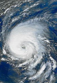 Hurricane Dennis (1999) GOES.JPG