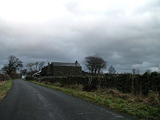 Hutton Moor End hamlet in Mungrisdale, Eden, Cumbria, England