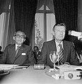 IGGI conferentie minister De Koning en minister Widjo, Bestanddeelnr 929-7328.jpg