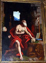 IMG_6717_-_Milano_-_S._Giorgio_al_Palazzo_-_Gaudenzio_Ferrari_-_S._Gerolamo_-_Foto_Giovanni_Dall'Orto_-_8-Mar-2007a.jpg