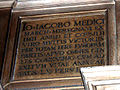 IMG 6897 - Milano - Duomo - Tomba Medeghino - Lapide - Foto Giovanni Dall'Orto 8 mar 2007.jpg