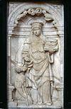 interieur, grafmonument hertog karel van gelre, detail - arnhem - 20260583 - rce