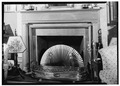 INTERIOR, MANTEL IN WEST PARLOR, NORTH WALL - Kamchatka, Kirkwood Lane, Camden, Kershaw County, SC HABS SC,28-CAMD,11-5.tif