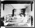INTERIOR FROM VESTIBULE TO STAGE - Granger Music Hall, 1700 East Fourth Street, National City, San Diego County, CA HABS CAL,37-NATC,2-2.tif
