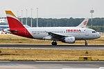 Iberia, EC-JXV, Airbus A319-111 (44389252801).jpg