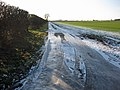 Icy Farm Track near Grange Farm - geograph.org.uk - 1635092.jpg