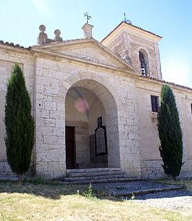 Castrodeza Place in Castile and León, Spain