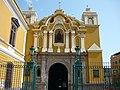 Iglesia de San Carlos de Lima hoy panteón de los próceres.jpg