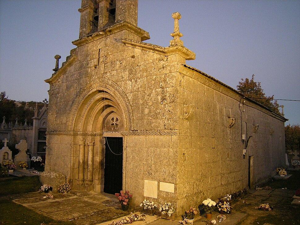 Iglesia de San Pedro de Boado