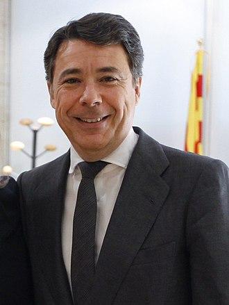 Ignacio González González - Image: Ignacio González González