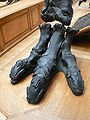 Iguanodon bernissartensis right foot.JPG