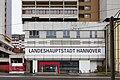 Ihme-Zentrum apartement complex Spinnereistrasse 3 building facade Linden-Mitte Hannover Germany.jpg