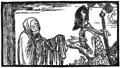 Illustration at page 305 in Grimm's Household Tales (Edwardes, Bell).png