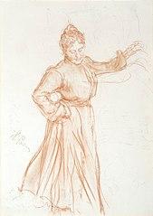 Dancing Natalie Nordmann