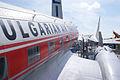 Ilyushin Il-14P Crate Bulgarian Air Transport OverRWing SATM 05June2013 (14600677845).jpg