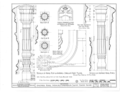 Immanuel Case House, 41 Main Street, Wickford, Washington County, RI HABS RI,5-WICK,5- (sheet 14 of 14).png