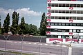 Imola Circuit, 1998 - Tower and pit lane exit.jpg