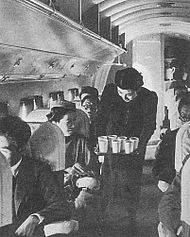 Imperial Japanese Airways flight attendant.JPG