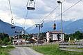 Imst - Talstation von Sessellift und Alpine Coaster in Hochimst - 1.jpg
