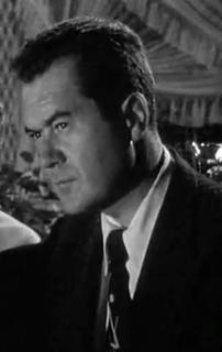 Frank Lovejoy American actor
