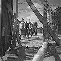 In het strafkamp te Vught, zijn 7000 Nederlandse collaborateurs en landverraders, Bestanddeelnr 900-4260.jpg