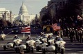 Inaugural parade for President George H.W. Bush on January 20, 1989, Washington, D.C LCCN2011632627.tif