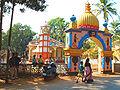 India Goa Hindu Temple at Siolim.jpg