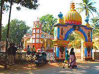 India Goa Hindu Temple at Siolim.jpg