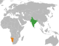 India Namibia Locator.png