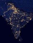 India at night by VIIRS (cropped).jpg