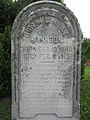 Indian Mound Cemetery Romney WV 2013 07 13 10.jpg