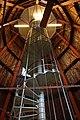 Inside the lighthouse on Gotska Sandön.jpg