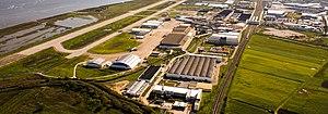 OGMA - Global view of OGMA's facilities