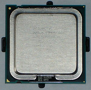 Enthusiast computing - Intel Core 2 Duo CPU