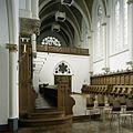 Interieur, zicht op de zangtribune van de abdijkerk - Berkel-Enschot - 20385393 - RCE.jpg