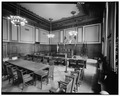 Interior,unidentified room - City-County Building, 414 Grant Street, Pittsburgh, Allegheny County, PA HABS PA,2-PITBU,34-6.tif