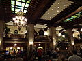 Interior of Peabody Hotel - Downtown Memphis - Tennessee - USA - 01.jpg