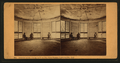 Interior of the House built on Big Tree Stump. Calaveras Co., Cal, by Pond, C. L. (Charles L.).png