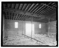 Interior view showing ceiling and wall - 104-112 Gary Street (Commercial), 104-112 Gary Street, Clinton, Laurens County, SC HABS SC-871-4.tif