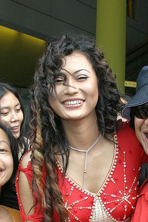 Inul Daratista - Image: Inul Daratista 2004