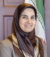 Iran's Vice President Laya Joneydi (cropped).jpg